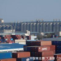 中国・大連港1-1